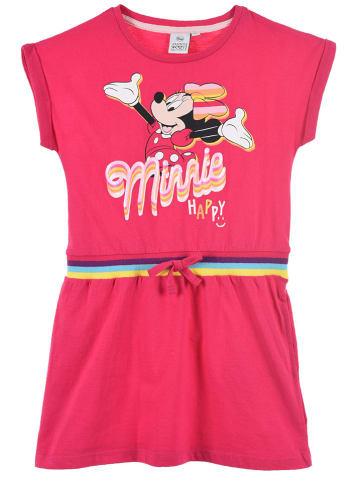 """Disney Minnie Mouse Sukienka """"Minnie Mouse"""" w kolorze różowym"""