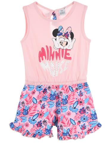 """Disney Minnie Mouse Kombinezon """"Minnie Mouse"""" w kolorze jasnoróżowym"""