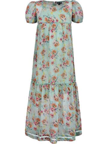 Lofff Kleid in Mint/ Orange