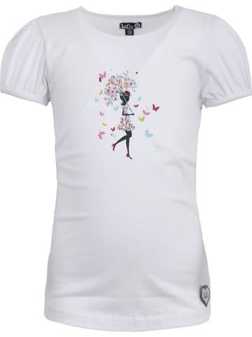 Lofff Shirt in Weiß