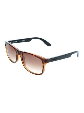 Carrera Kinder-Sonnenbrille in Schwarz/ Braun
