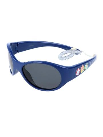 """Disney Okulary przeciwsłoneczne """"D0405"""" w kolorze niebieskim"""
