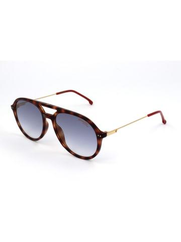 Carrera Dziecięce okulary przeciwsłoneczne w kolorze brązowym