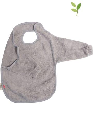 Kikadu Mouwslabbetje grijs - (L)72 x (B)38 cm