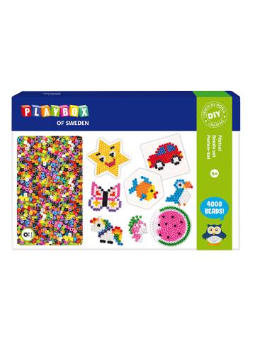 Playbox 4000-częściowy zestaw koralików do prasowanek - 5+