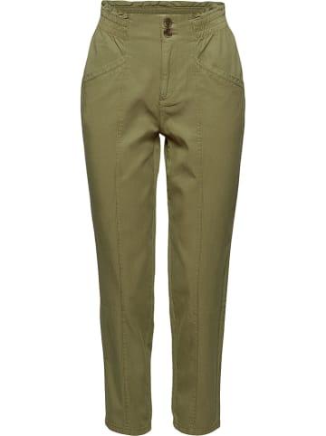 ESPRIT Spodnie w kolorze khaki