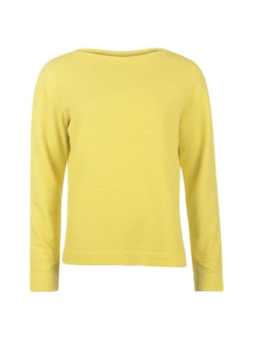 S.OLIVER RED LABEL Sweatshirt in Gelb
