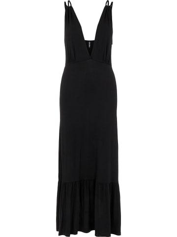 """Pieces Sukienka """"Pcneora"""" w kolorze czarnym"""