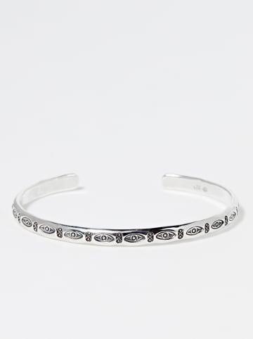 "AMAZONIA Zilveren armband ""Azteque"""