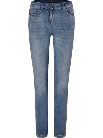 Comma Jeans - Slim fit - in Blau