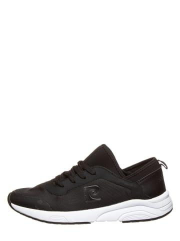 Pierre Cardin Sneakersy w kolorze czarnym