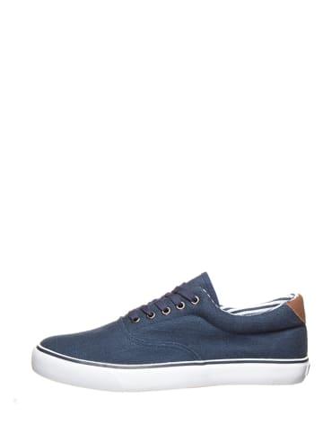 Pierre Cardin Sneakersy w kolorze granatowym