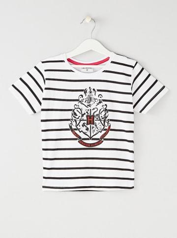 "Harry Potter Koszulka ""Harry Potter"" w kolorze białym"