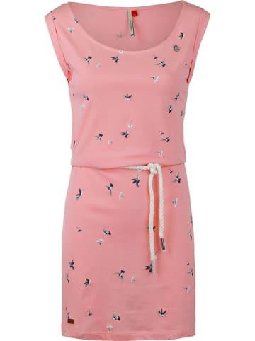 Ragwear Kleid in Rosa