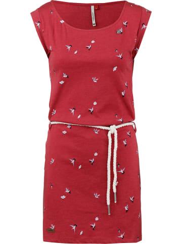 Ragwear Kleid in Rot