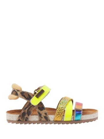 Vingino Leren sandalen meerkleurig