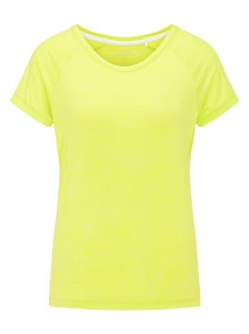 "Venice Beach Trainingsshirt ""Derya"" in Gelb"