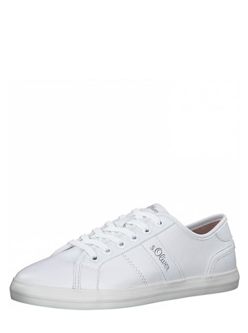 S. Oliver Sneakers wit