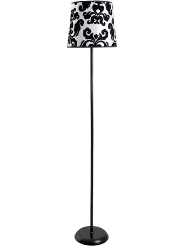 Näve Staande lamp zwart/wit - energieklasse A++ - (H)150 cm