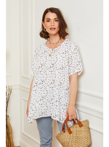 Curvy Lady Koszulka w kolorze białym