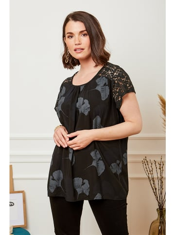 Curvy Lady Koszulka w kolorze czarnym