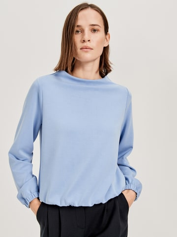 "Someday Sweatshirt ""Gabbi"" lichtblauw"