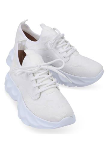 Aéropostale Sneakers crème