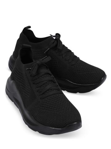 Aéropostale Sneakers zwart