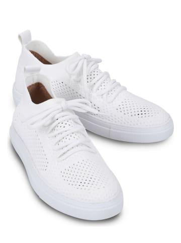 Aéropostale Sneakersy w kolorze białym