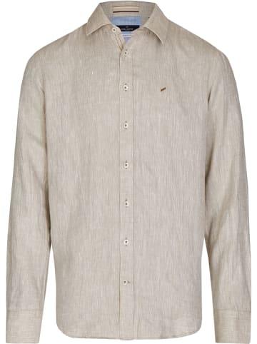 Daniel Hechter Koszula - Modern fit - w kolorze beżowym