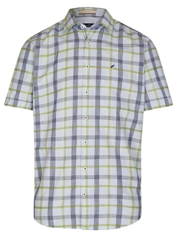 Daniel Hechter Koszula - Modern fit - w kolorze zielonym