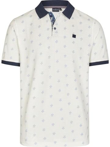 Daniel Hechter Koszulka polo w kolorze białym
