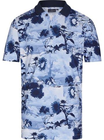 Daniel Hechter Koszulka polo w kolorze niebieskim