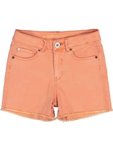 Garcia Jeansshorts in Orange
