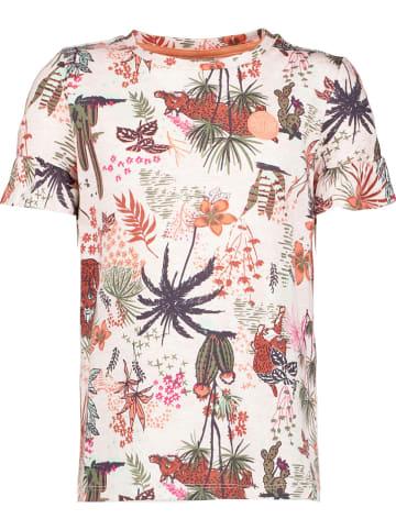 Garcia Shirt in Bunt/ Rosa
