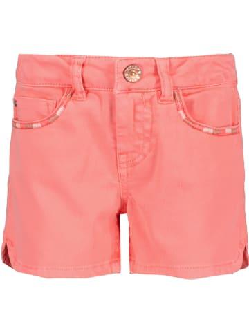 Garcia Dżinsowe szorty w kolorze jasnoróżowym