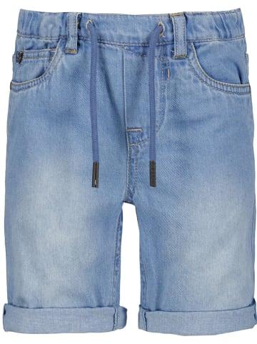 Garcia Szorty dżinsowe w kolorze błękitnym