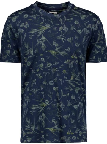 Garcia Shirt donkerblauw