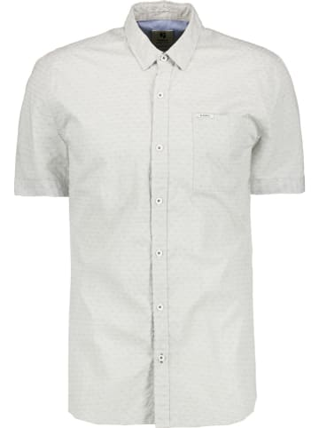 Garcia Koszula - Regular fit - w kolorze kremowym