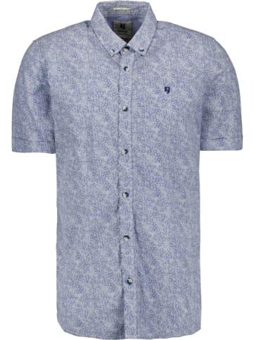 Garcia Koszula - Regular fit - w kolorze błękitnym