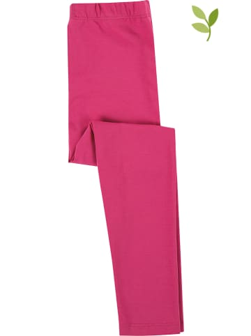 """Frugi Legginsy """"Libby"""" w kolorze różowym"""