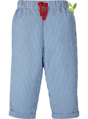 """Frugi Spodnie """"Marnie"""" w kolorze niebieskim"""