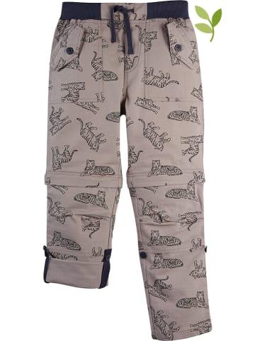 """Frugi Odpinane spodnie """"Tyler"""" w kolorze beżowym"""