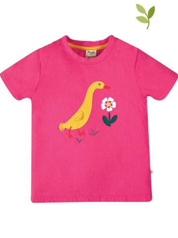 """Frugi Shirt """"Avery"""" in Pink"""