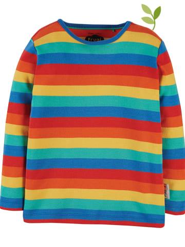"""Frugi Koszulka """"Favourite"""" ze wzorem"""