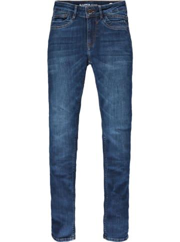 Garcia Spijkerbroek - slim fit - blauw