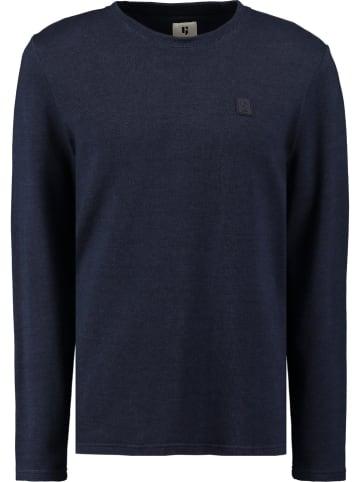 Garcia Sweatshirt donkerblauw