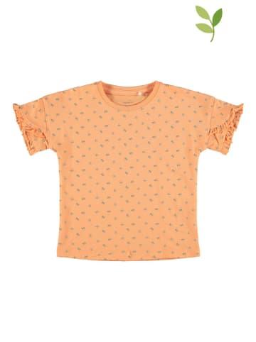 "Name it Shirt ""Jamila"" oranje"