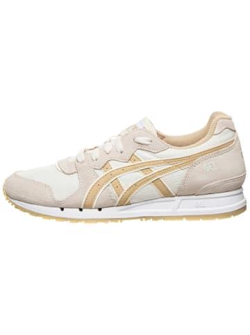 """Asics Leren sneakers """"Gel Movimentum"""" beige/wit"""