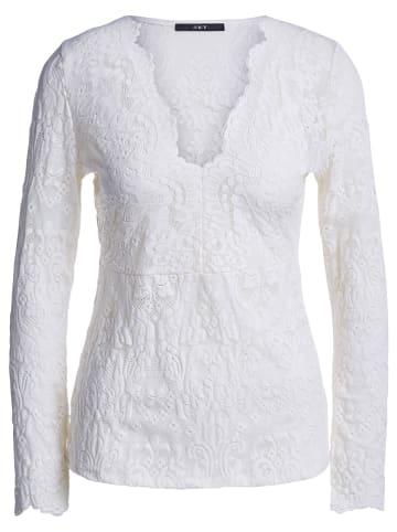 Set Bluse in Weiß
